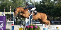 Gregory Wathelet and Argentina de la Marchette and Harry Allen and Italy HDH victorious in second qualifier World Championships young horses Zangersheide